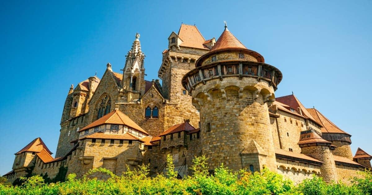 Kreuzenstein Castle Austria