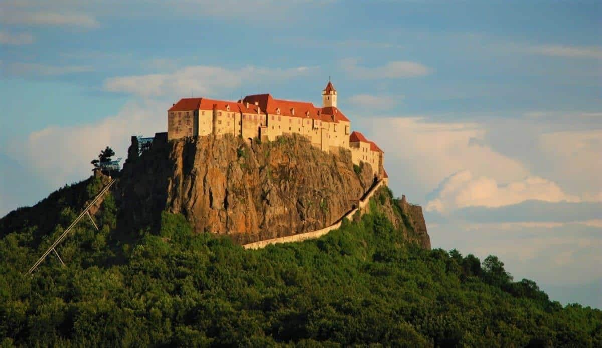 Riegersburg Burg austria