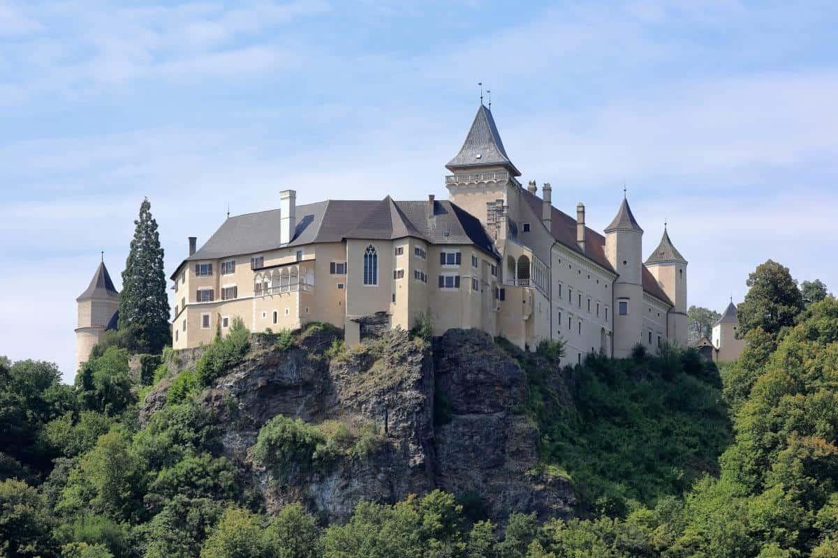 Rosenburg Castle Austria