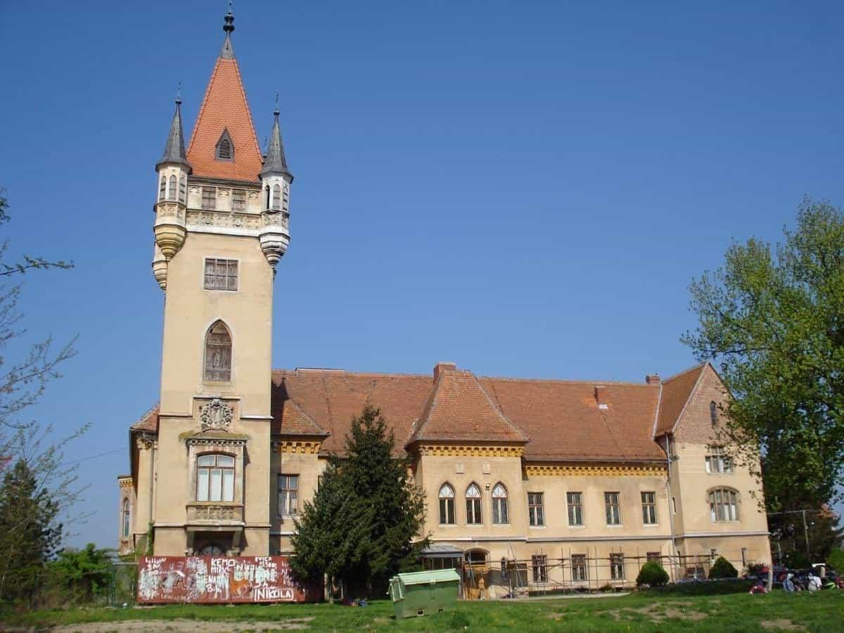 Feštetić Castle Croatia