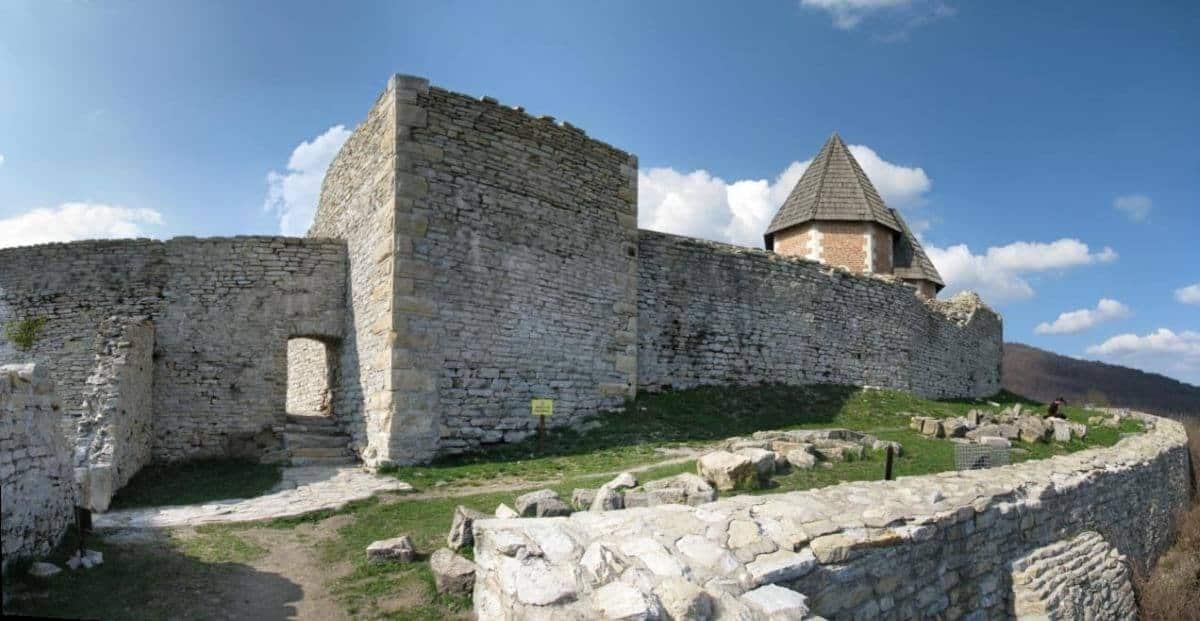 Medvedgrad Castle Croatia