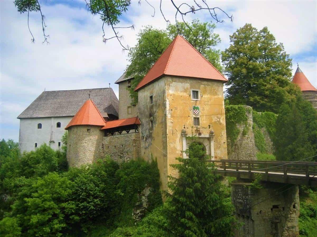 Ozalj Castle Croatia