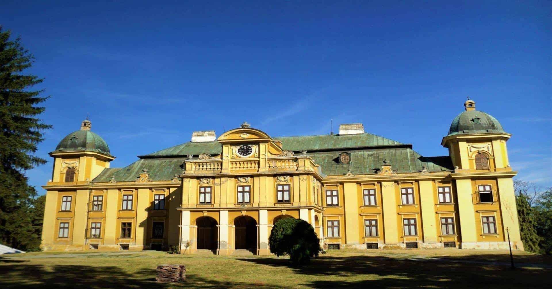 Pejačević Castle Croatia