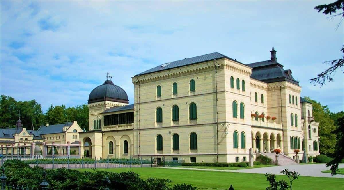 Fritzøehus manor