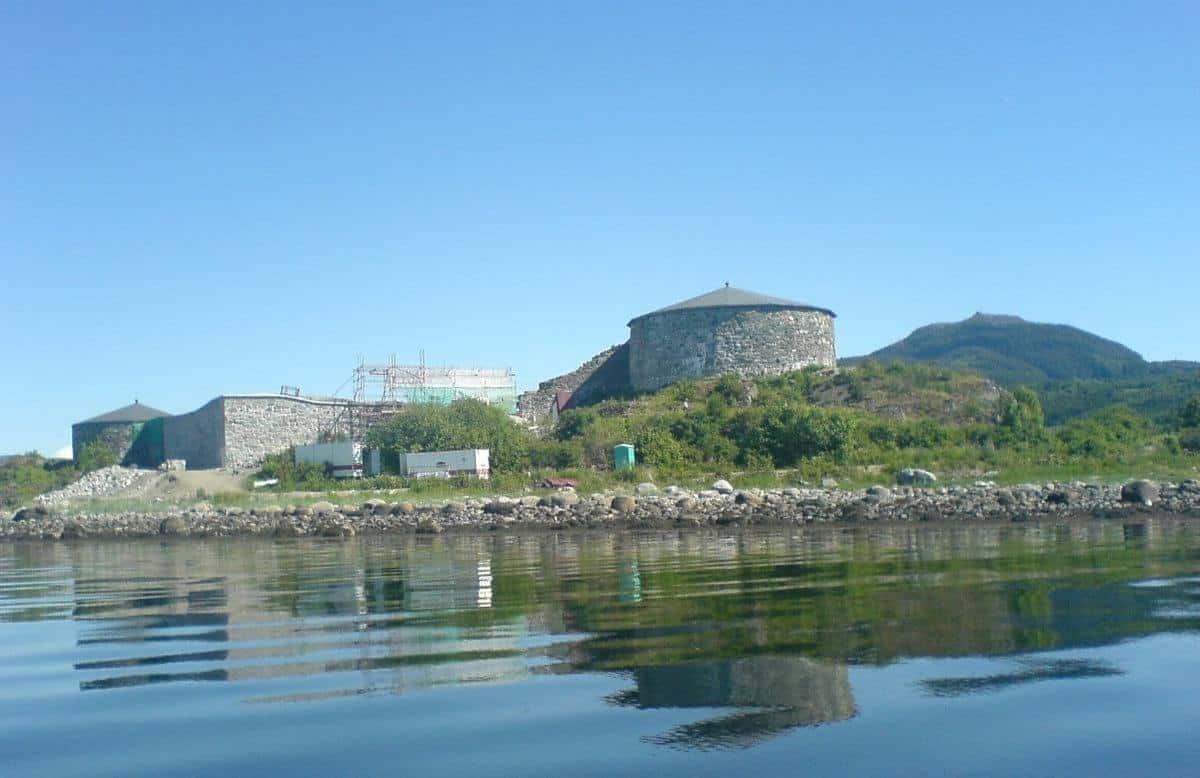 Steinvikholm slott norway