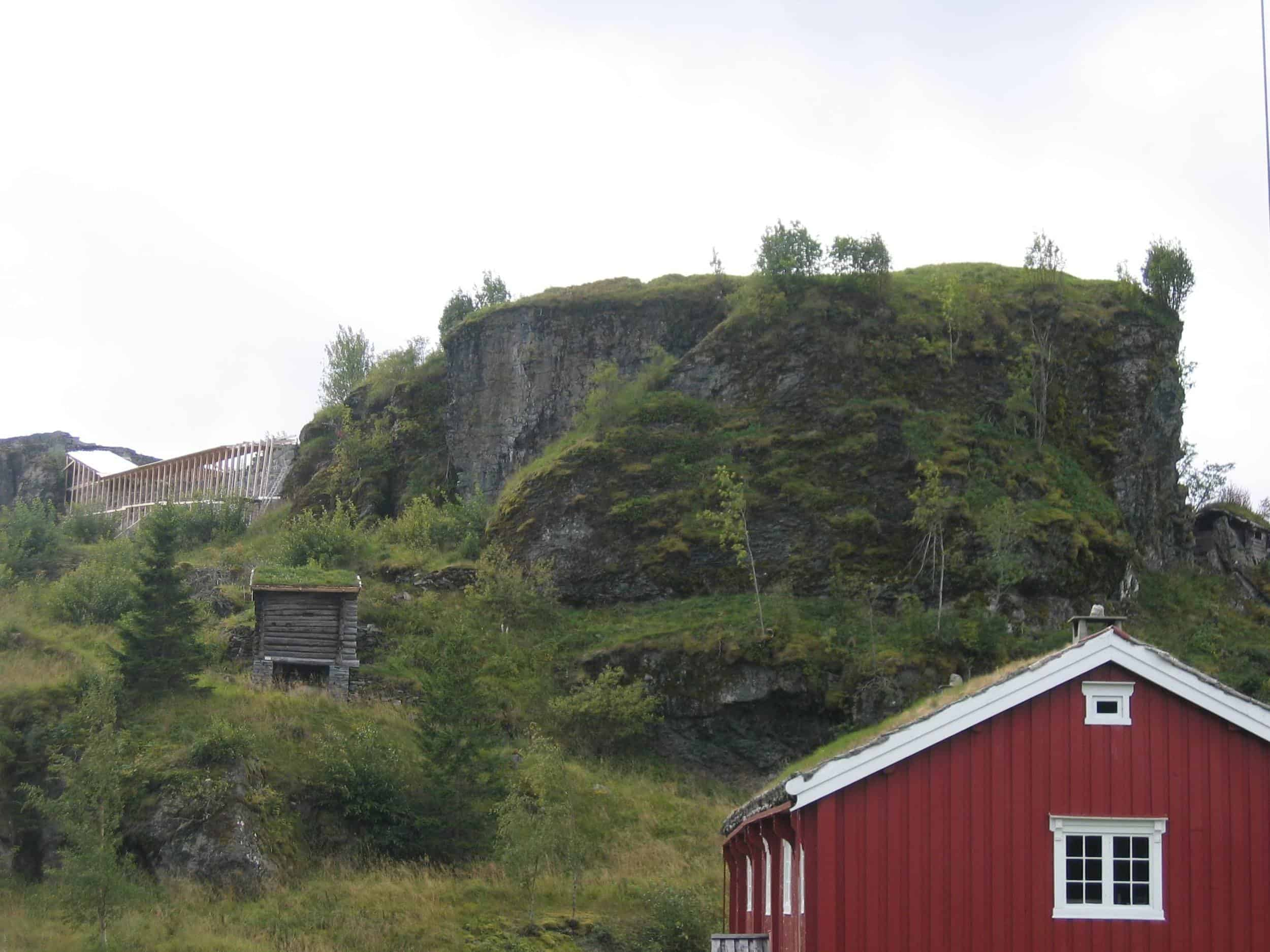 Sverresborg Castle Norway