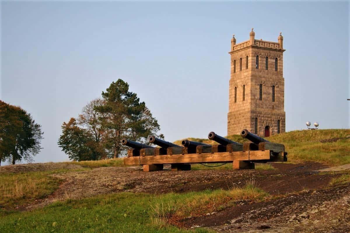 Tønsberg Fortress Norway