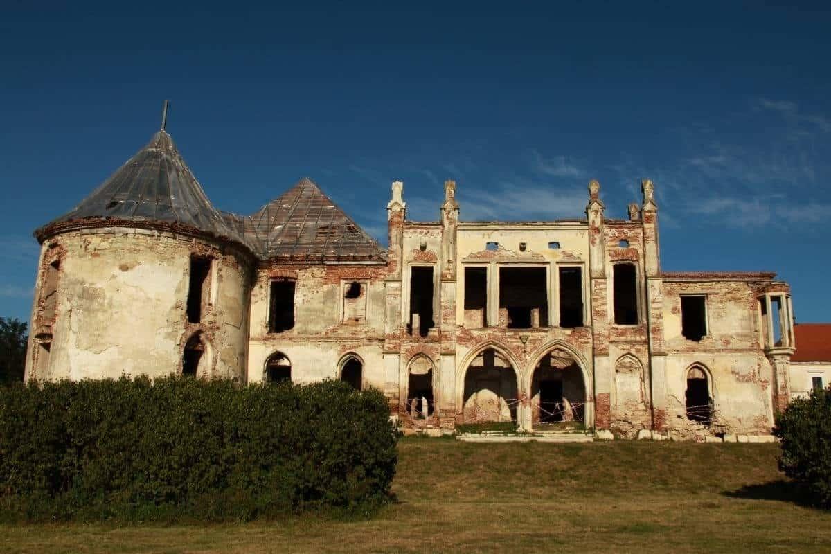 Banffy Castle Romania