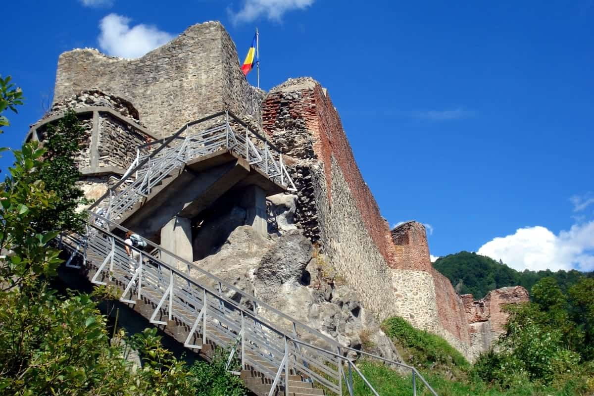 Poienari Castle Romania