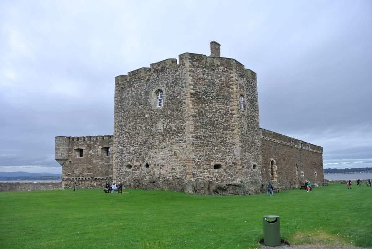 Blackness Castle Scotland
