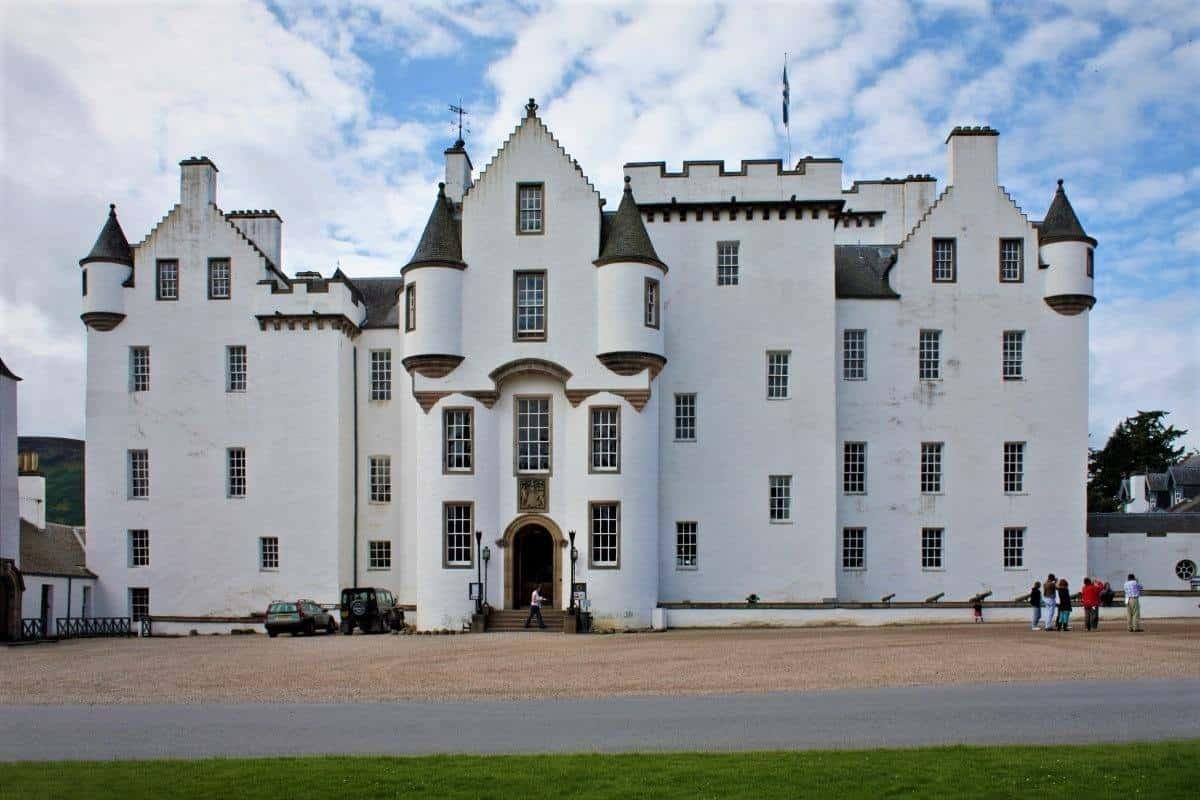 Blaire Castle Scotland