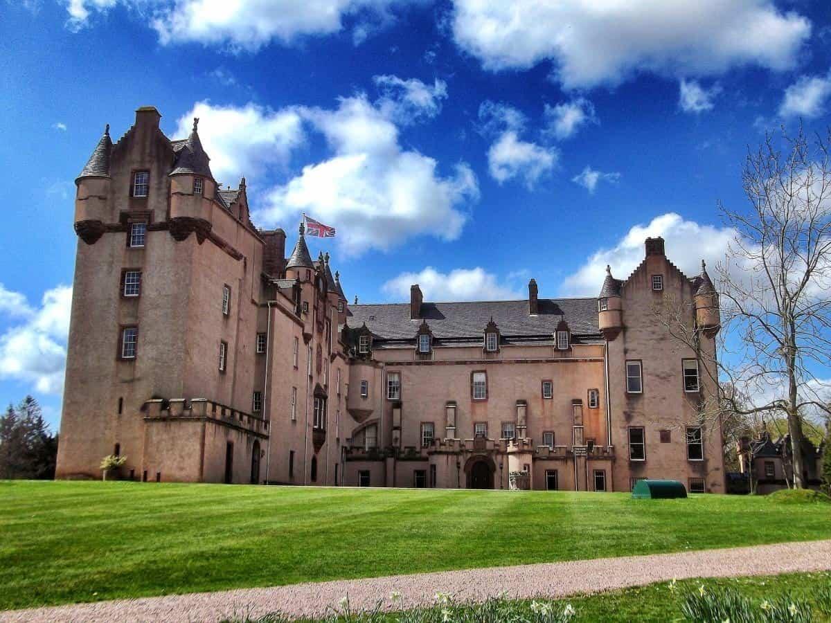 Fyvie Castle Aberdeenshire
