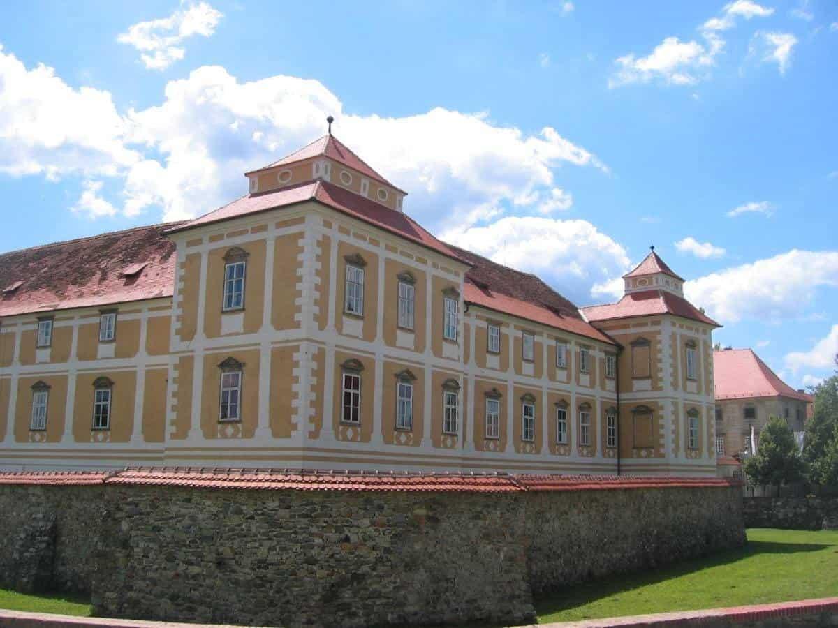 Bistrica Castle Slovenia