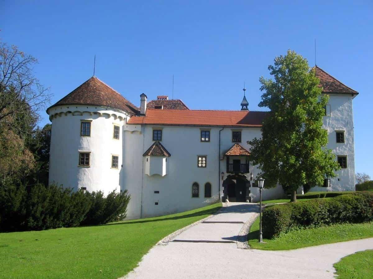 Bogenšperk Castle Slovenia