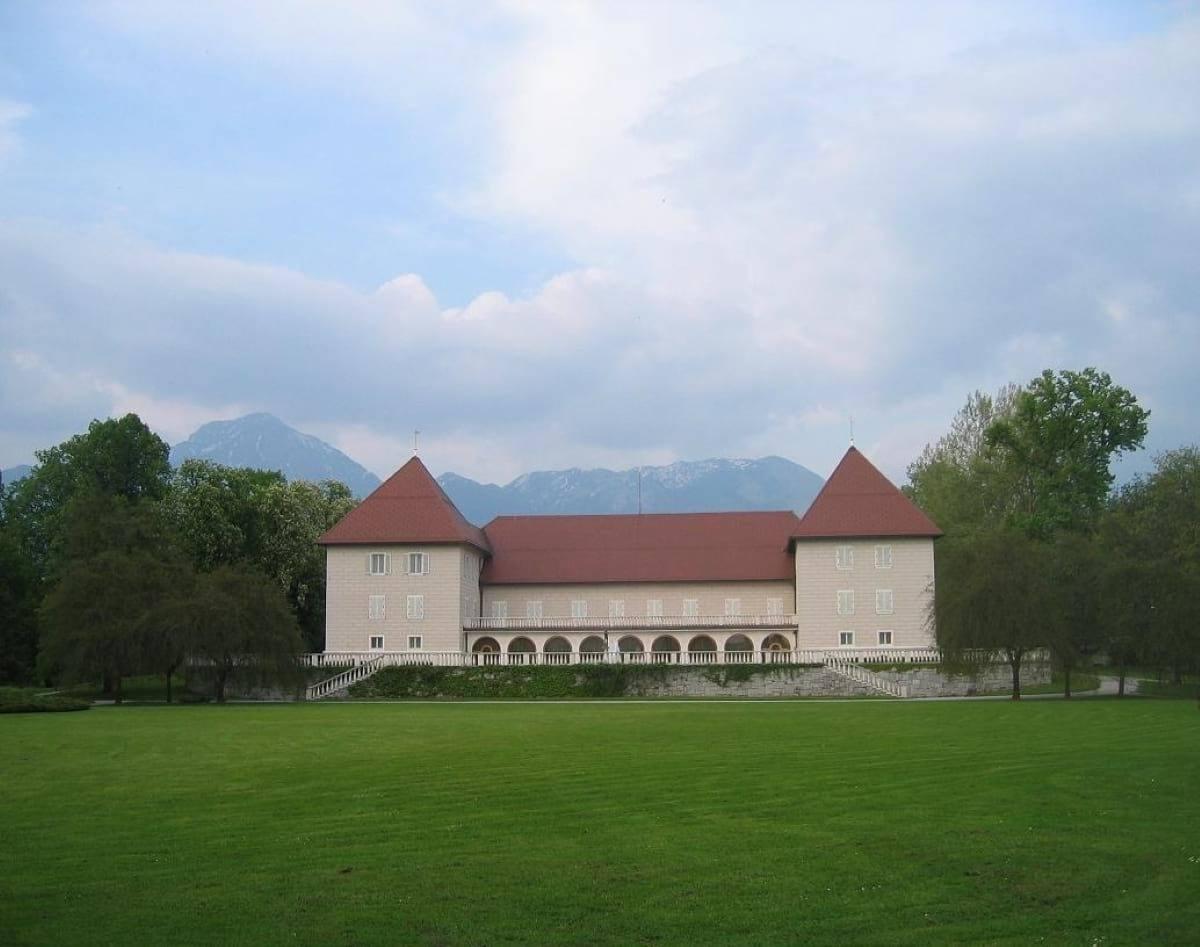 Brdo Castle Slovenia