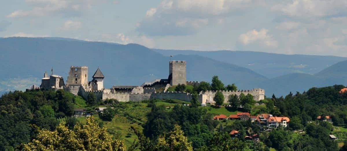 Celje Castle slovenia