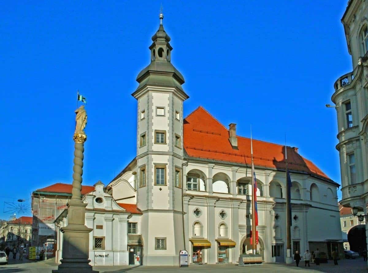 Maribor Castle Slovenia