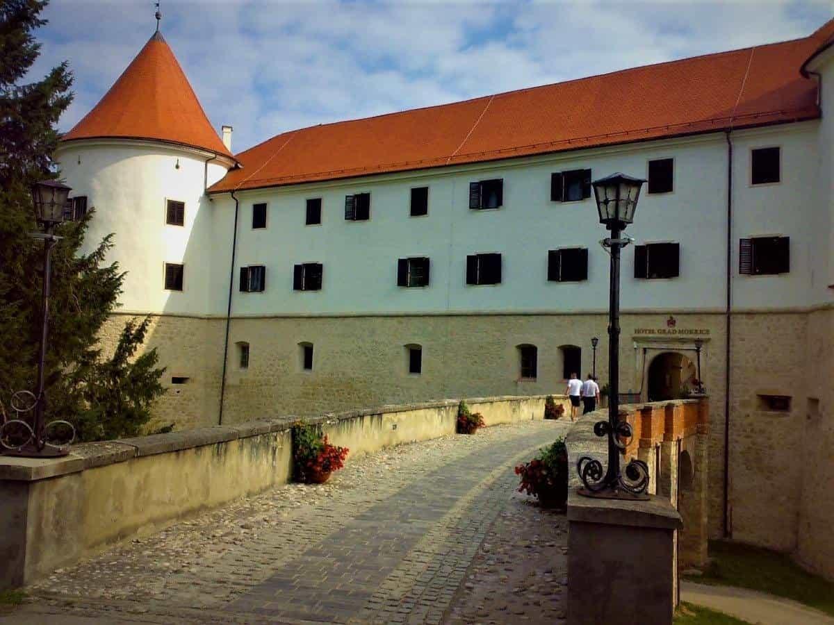 Mokrice Castle Slovenia