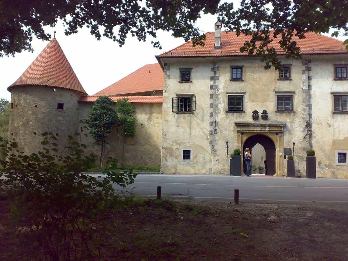 Otočec Castle Slovenia