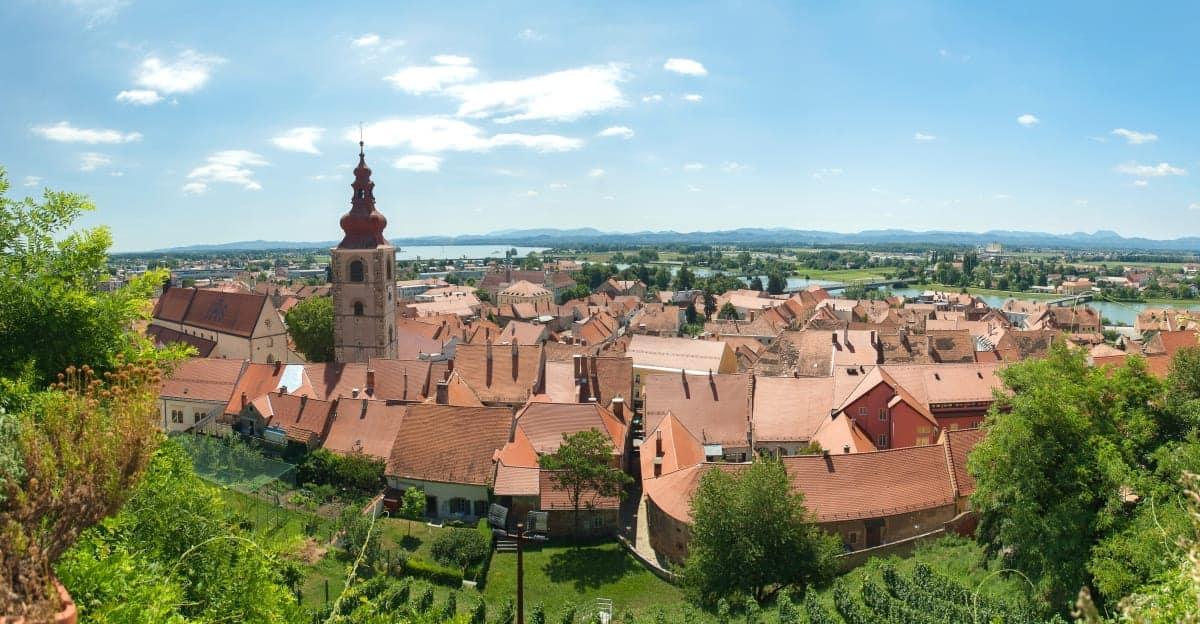 Ptuj Castle Slovemia