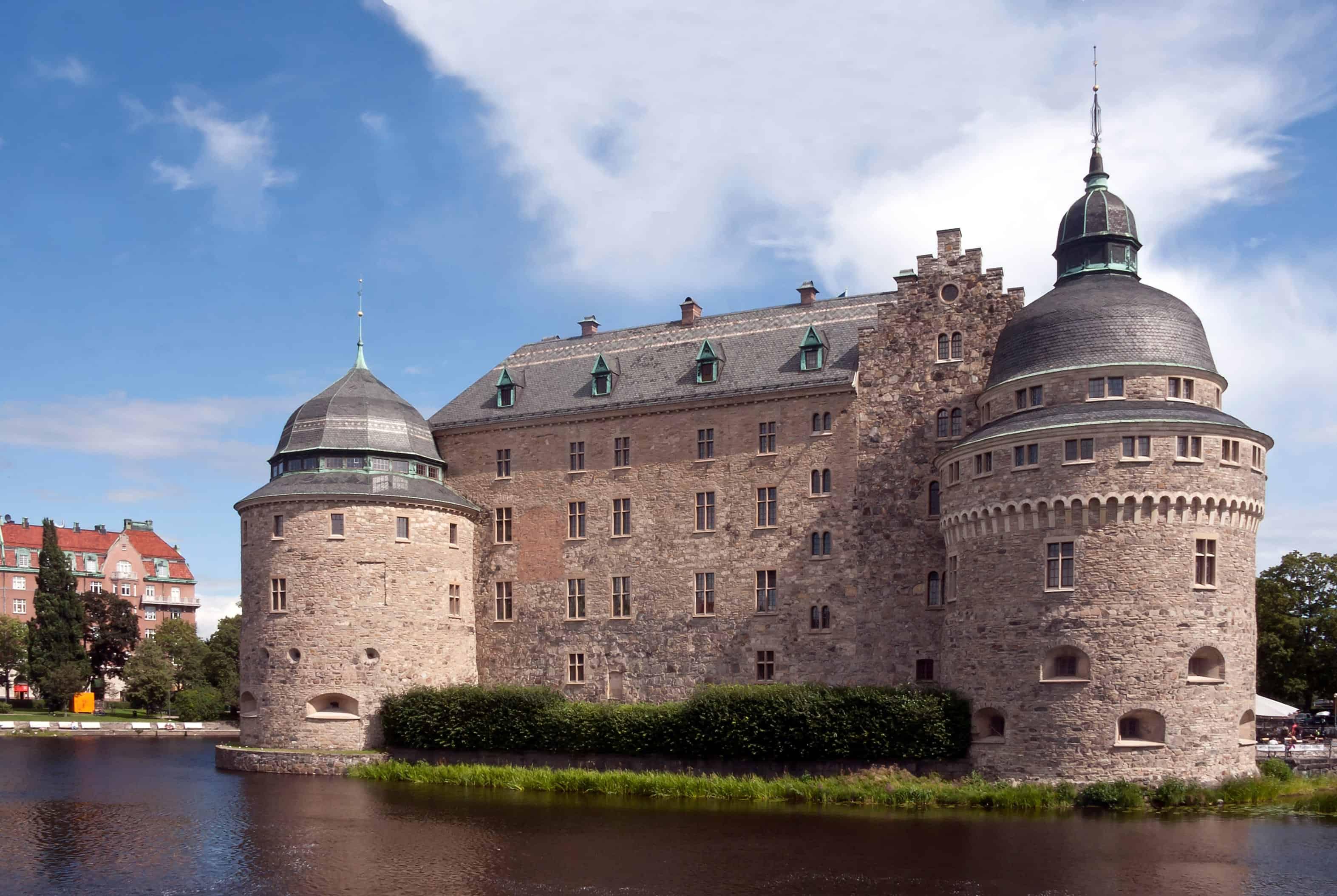 Örebro Castle Sweden