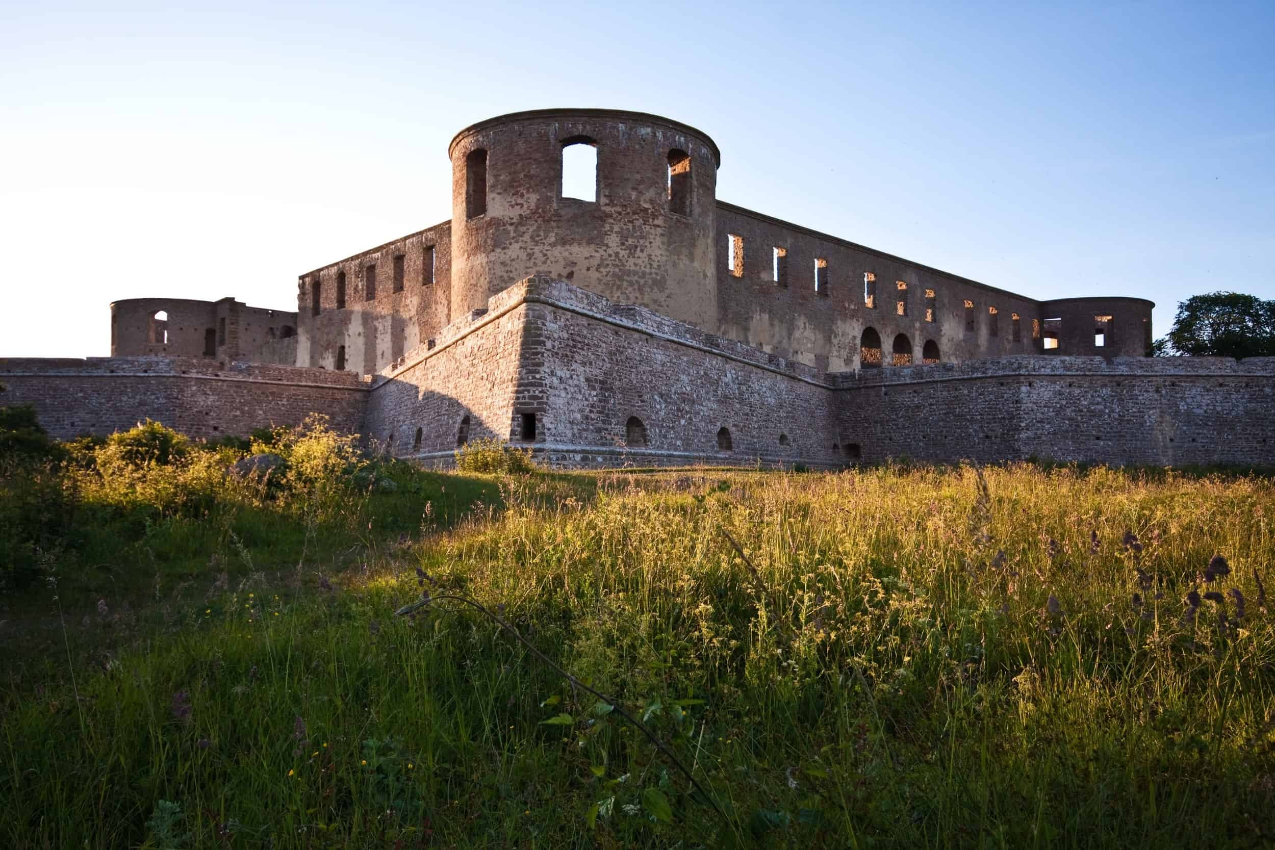 Borgholm Castle Ruin
