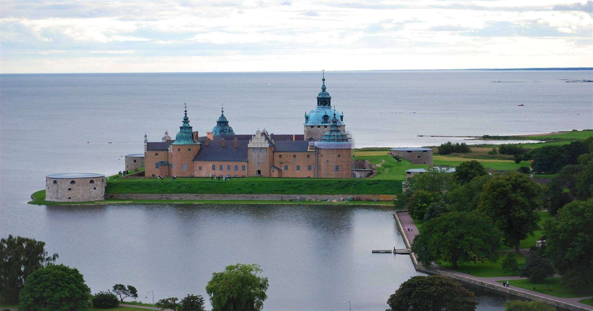 Kalmar Castle Sweden