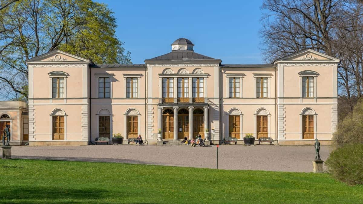 Rosendal Palace Sweden