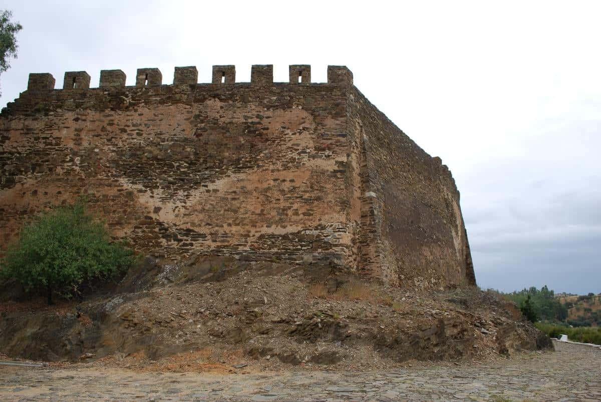 Castelo de Alcoutim Portugal