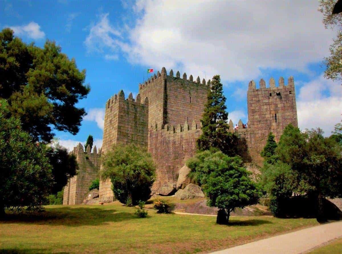 Castelo de Guimaraes Portugal