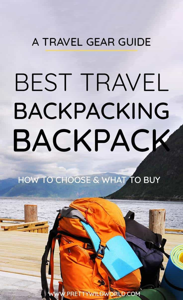 Best backpacking backpack for travel | Are you looking for the best backpack you can travel around Europe? Or perhaps backpack with good organization for your gears and essentials? Check this post out or pin it for later read! #backpacking #backpacks #backpackingtips #backpackbags #traveltips #backpackingtips #backpacking #travel