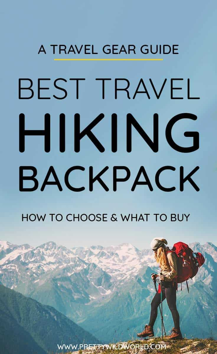 Best hiking backpack | Are you looking for the best daypack where you can use to carry your essentials and other packing necessities? In this post we have outlined the small but best lightweight hiking bags. Read it now or pin it for later read! #hiking #hikingtips #hikinggear #trekking #travelhacks #travelhacksandadvice #adventuretravel #packingtips #traveltips