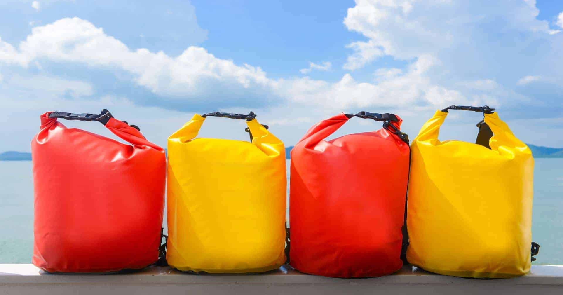 Best Dry Bags for Backpacking and Camping
