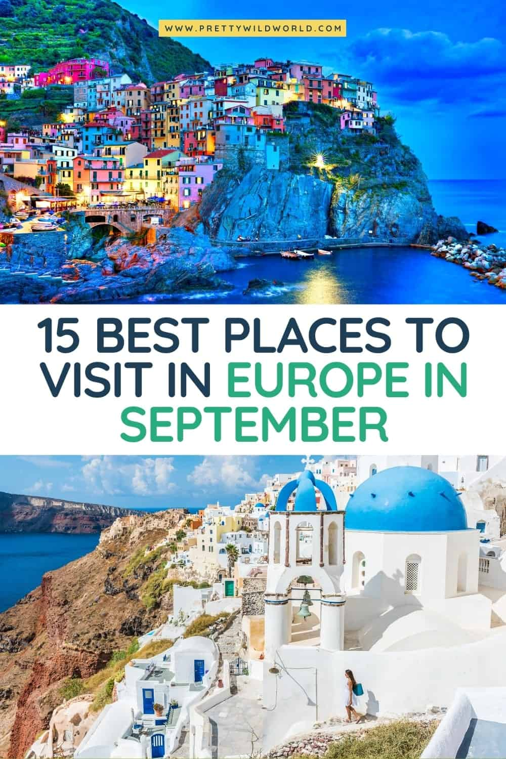 Europe in September | Looking for awesome destinations to visit in September in Europe? Boasting with excellent weather. There's plenty of places to visit around this time of the year which you can put in you bucket list! #traveldestinations #traveltips #bucketlisttravel #travelideas #travelguide #amazingdestinations #traveltheworld
