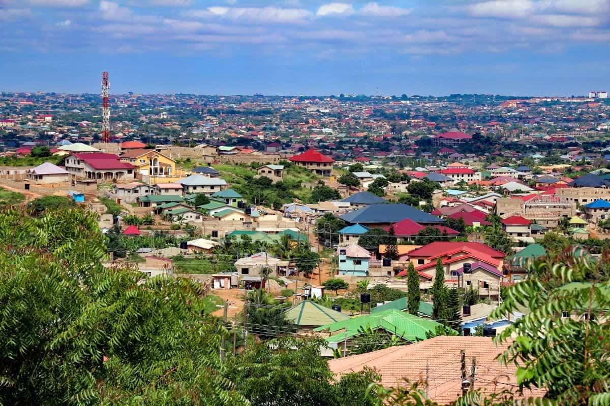 Accra Ghana West Africa