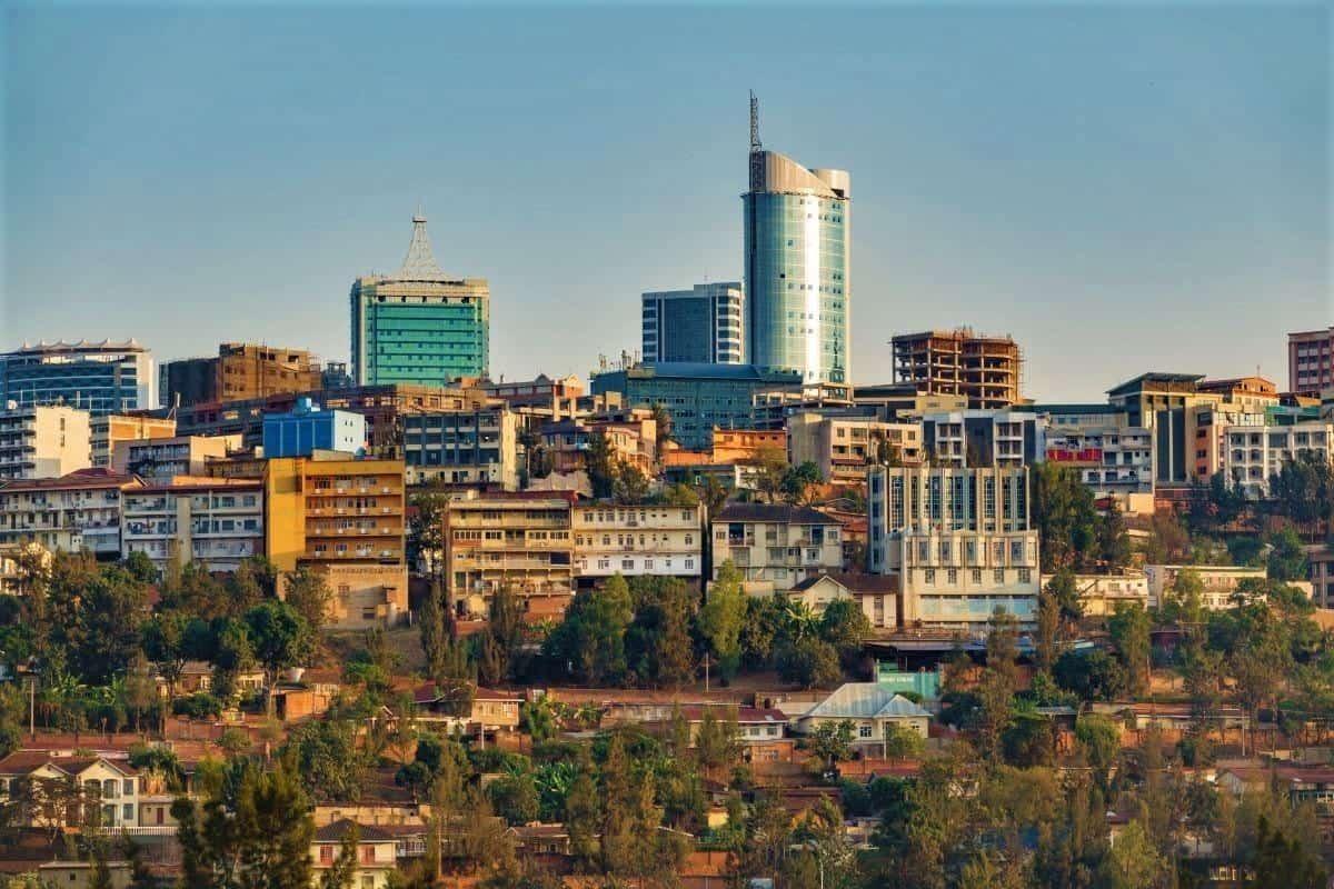 Kigali Rwanda Africa