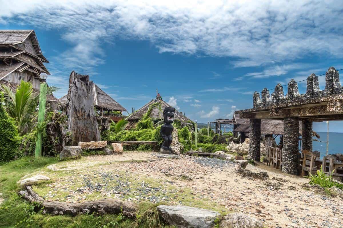 Crystal Cove Island Boracay