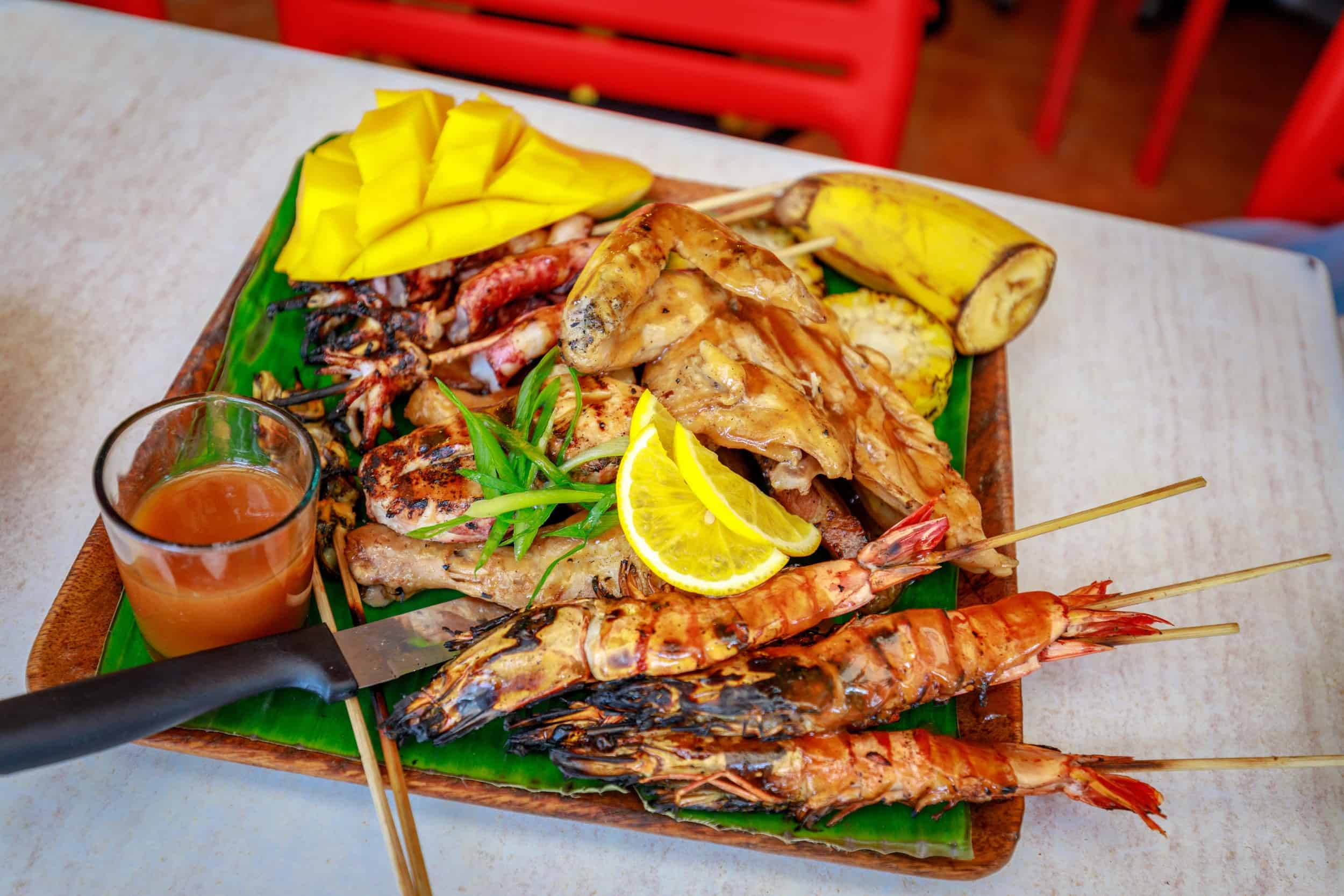 Things to do in Boracay. Local Delicacies in Boracay