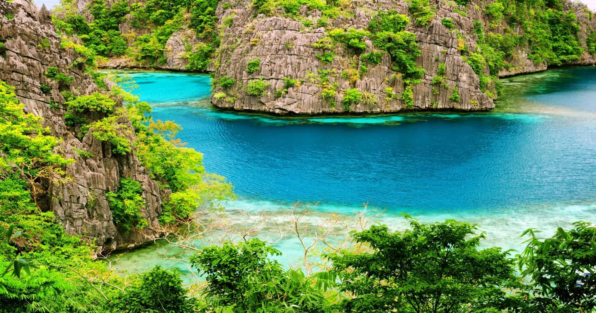 Busuanga Island Palawan one of the calamian island group