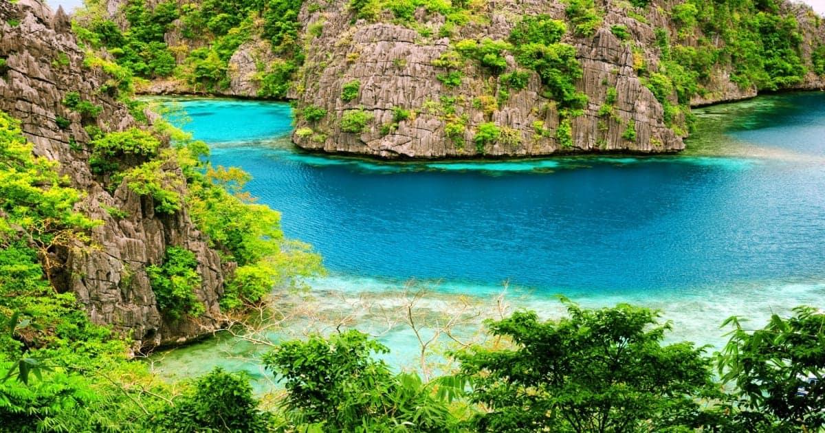 Busuanga Island Palawan one of the calamian island group