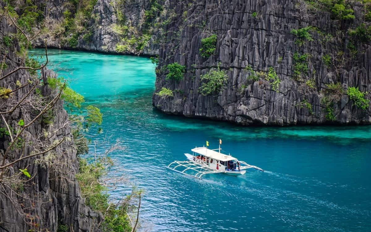 Kayangan Lake Coron Palwan