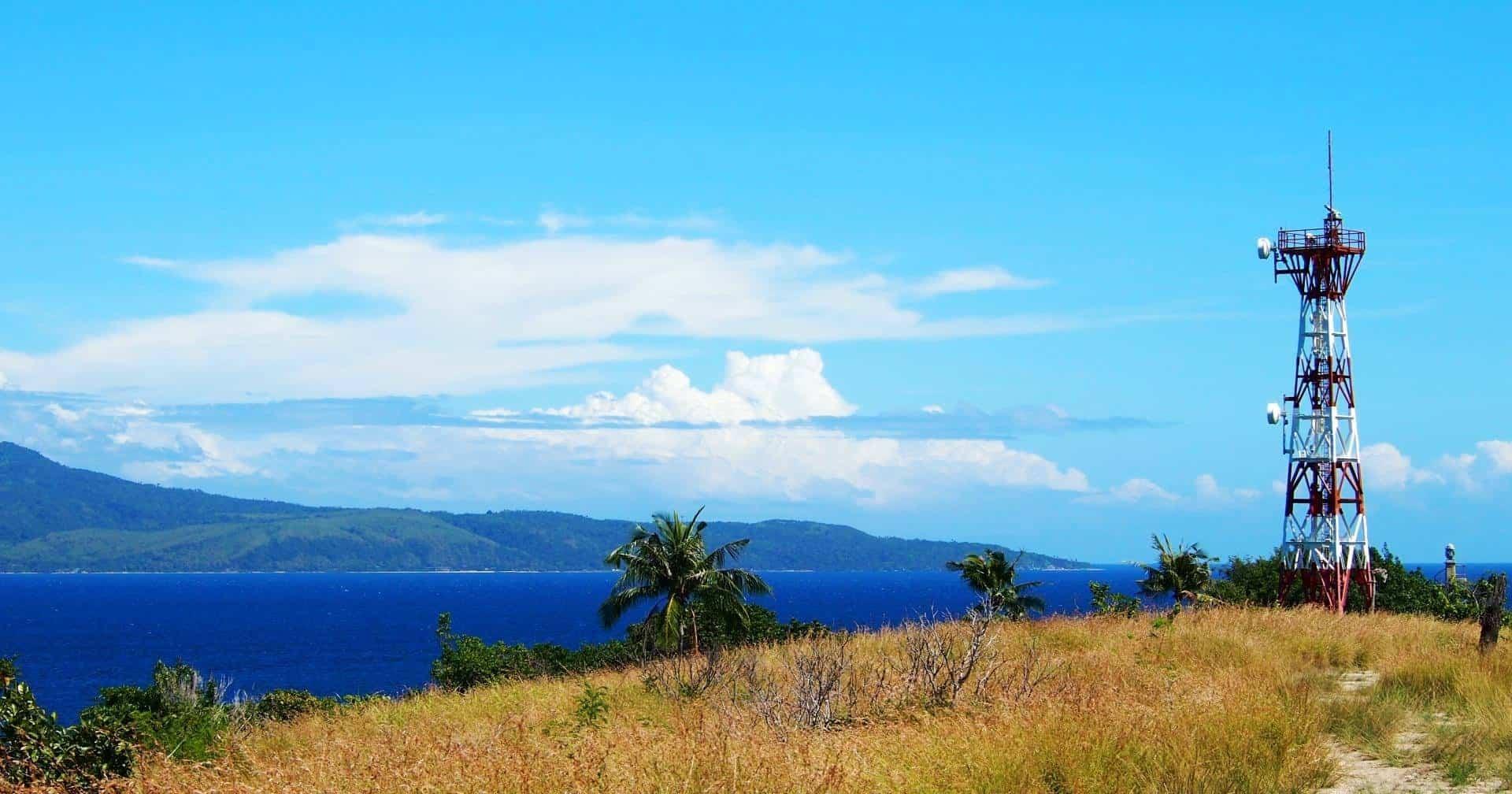 Sinandigan Lighthouse Puerto Gallera Mindoro