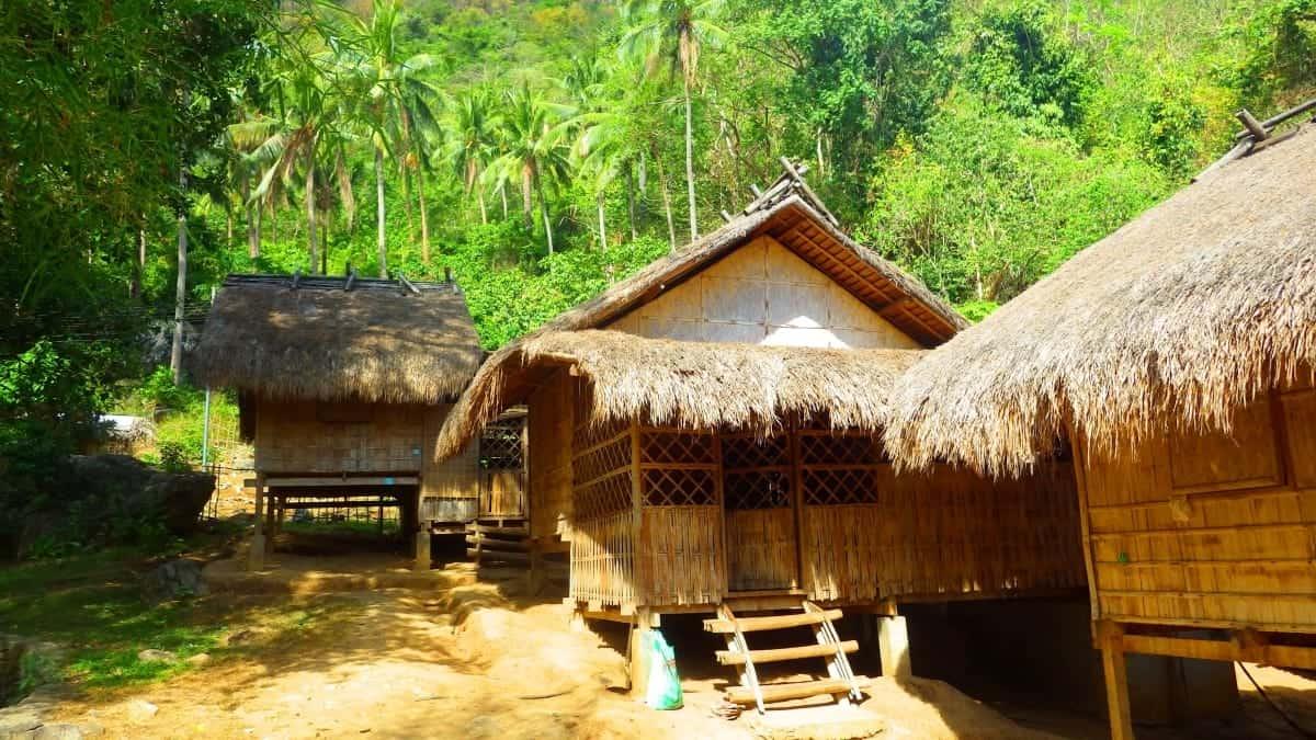 Places to visit in Puerto Galera Iraya Mangyan Community Village