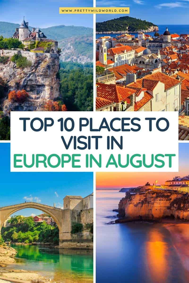 Places to visit in Europe in August |europe trip, travel to europe, places to visit in europe, places to travel in europe, travel europe destinations, europe destinations, ultimate europe trip, europe travel destinations, travel destinations europe, planning a europe trip, things to do in europe, best places in europe, travel in europe #europe #traveldestinations #traveltips #travelguide #travelhacks #bucketlisttravel #amazingdestinations #travelideas #traveltheworld