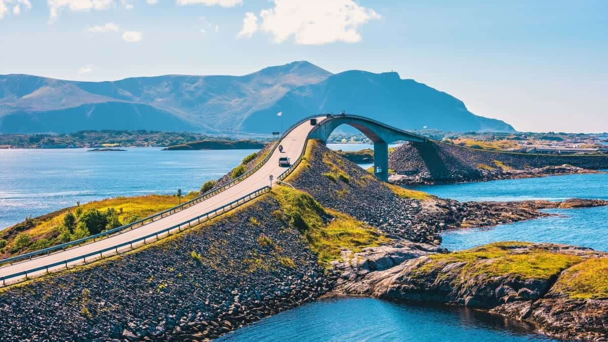Atlantic Road Norway