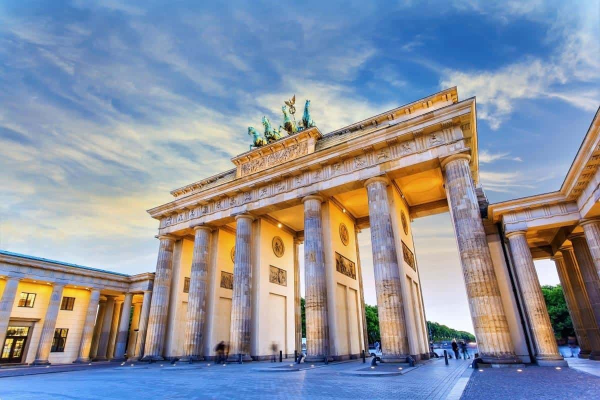 Berlin Brandenburg Gate Berlin Germany