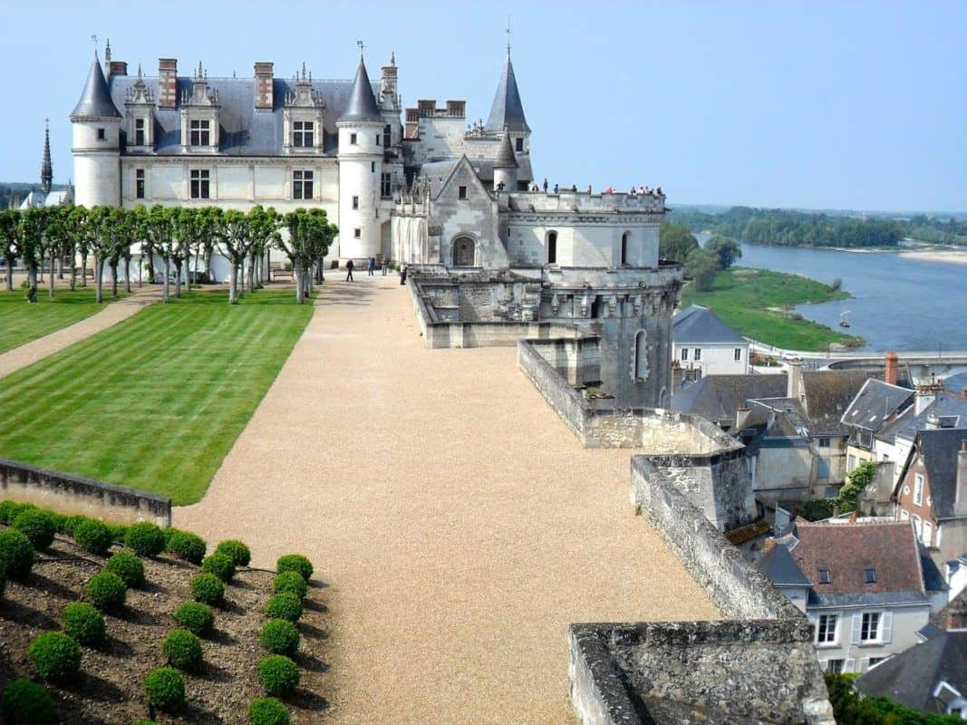 Châteaux of Loire Valley France