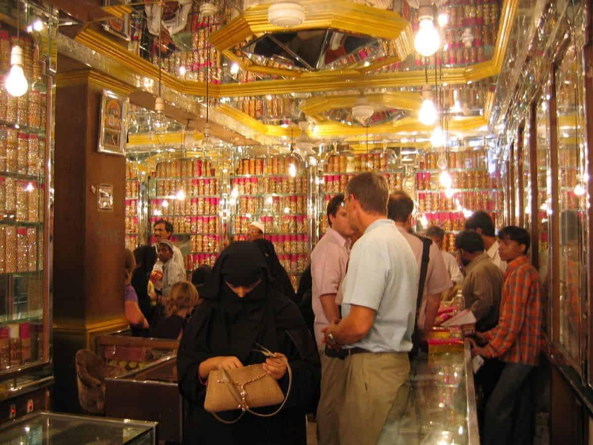 Bangles store in Laad bazaar Hyderabad