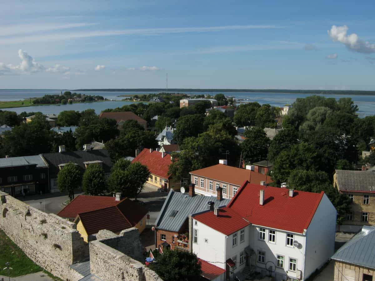 Things to do in Haapsalu Old town
