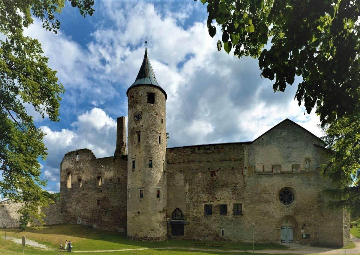 Castle Haapsalu Estonia